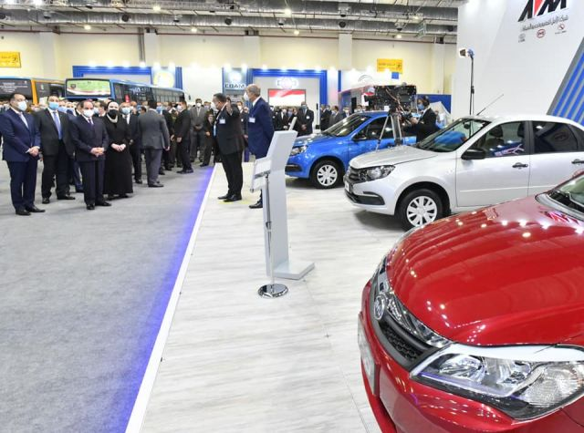 السيسي الدولة أطلقت مبادرة إحلال السيارات وفق دراسات علمية معمقة