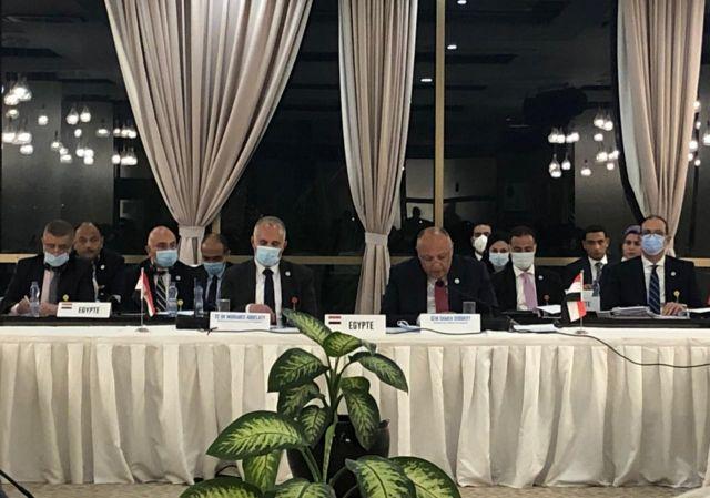 وزير الخارجية من كينشاسا: تفاوضنا لعشر سنوات حول سد النهضة... وأمامنا فرصة أخيرة للتوصل لاتفاق عادل