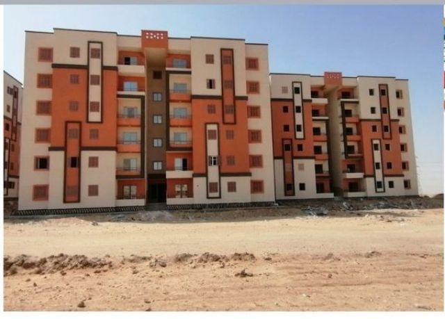 """وزير الإسكان: جارٍ تنفيذ 1008 وحدات سكنية كسكن بديل لسكان منطقة """"زهور مايو_ الزرايب العشوائية سابقا"""""""